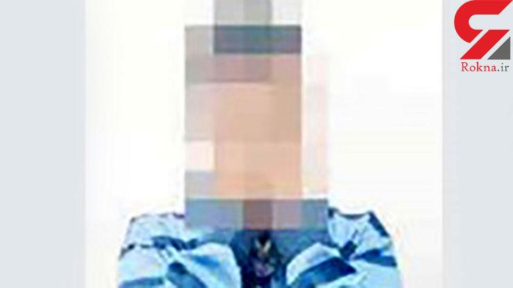 مرد اعدامی زنش را در ملاقات شرعی زندان کرج کشت / او با من سرد شده بود ! + عکس