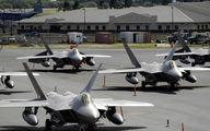 نشنال اینترست: روسیه سیستمهای ناوبری اف-۲۲ و اف-۳۵ حوالی مرزهای ایران را مختل میکند