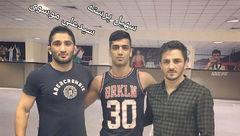 مرگ یکی دیگر از کشتی گیران تیم ملی ایران / او در کما دوام نیاورد+ عکس
