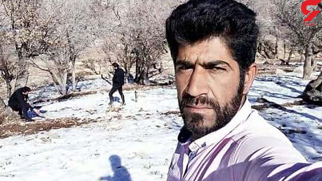 له شدن یک مرد زیر لودر در بند امام + عکس