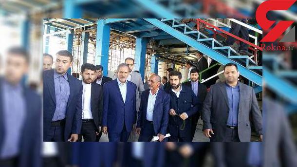 افتتاح کارخانه تولید روغن خوراکی در دزفول