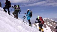 زنان کوهنورد در مشهد باید یک شرط را قبول کنند!