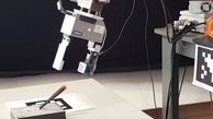 رباتی که لمس می کند و می بیند