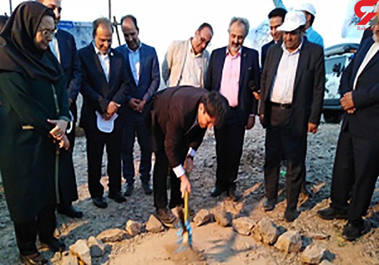 ساخت بزرگترین پارک طبیعی مرکز و جنوب ایران در یزد