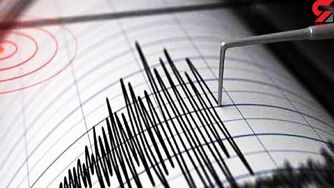 زلزله در دهرم فارس / دقایقی پیش رخ داد