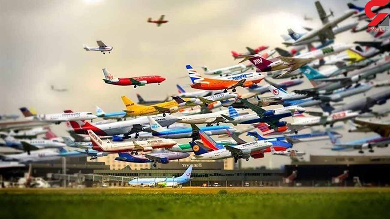 مرزهای هوایی باز میشوند / پروازهای جدید در راه است