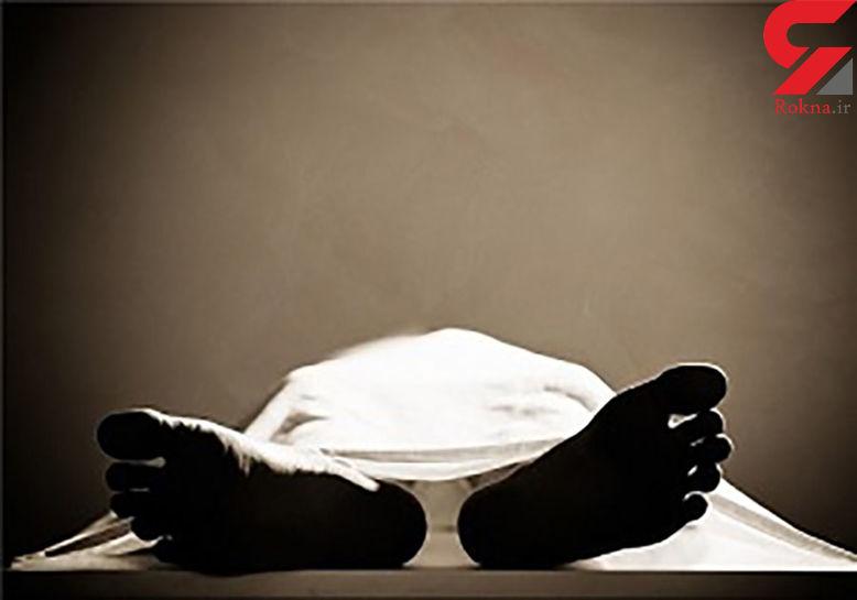 کشف جسد مرد یخ زده در کوه های لارستان