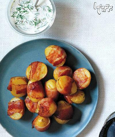 ۵ نوع عصرانه خوشمزه و لذیذ ؛ ازدسر کشکول تا ترد آجیلی + طرز تهیه