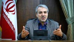 محمدباقر نوبخت به نمایندگی از رییس جمهور عازم شیراز شد
