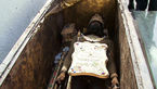 مومیایی 2500 ساله مانکن لباس فروشی بود+تصاویر