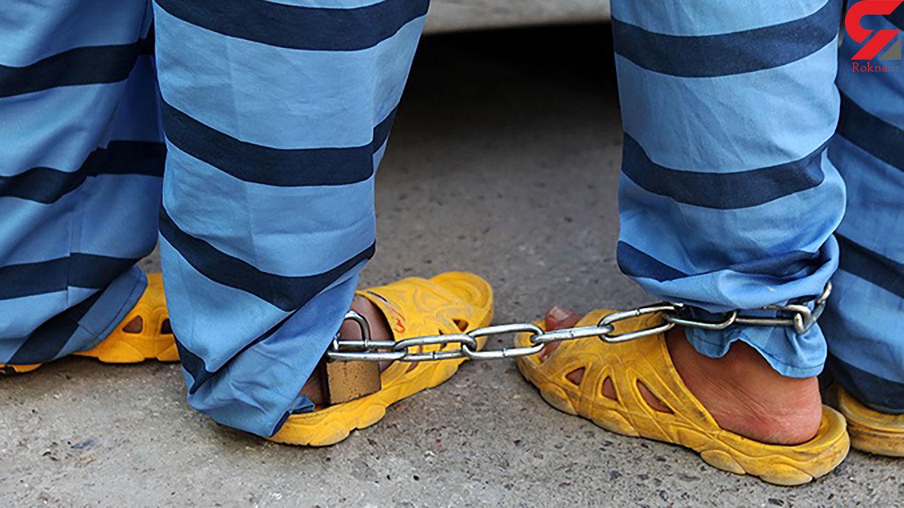 دستگیری 7 گنده لات لارستان