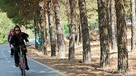 ممنوعیت دوچرخه سواری بانوان در طرقبه و شاندیز