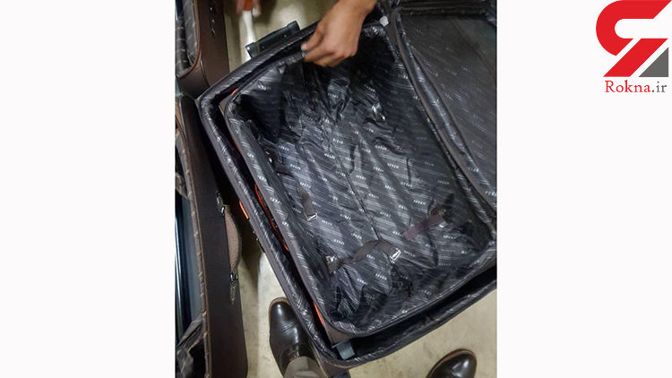 کشف مقدار ٣٢٥٠ گرم  مواد مخدر از نوع تریاک توسط ماموران گمرک بازرگان