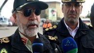 دستگیری سارقان میلیاردی هنگام خروج از قم