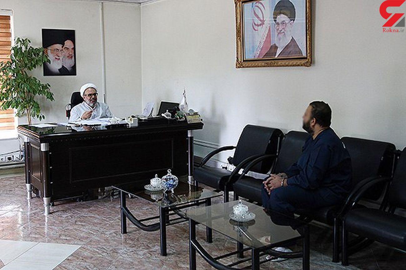 جزییات دستبرد مسلحانه به بانک تجارت قزوین / دادستان بازجوی پرونده شد! + عکس متهم