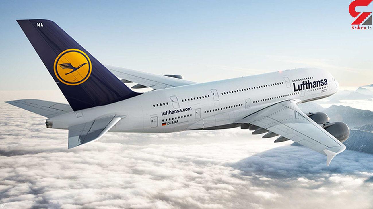 آغاز عبور پروازهای اروپایی از آسمان ایران