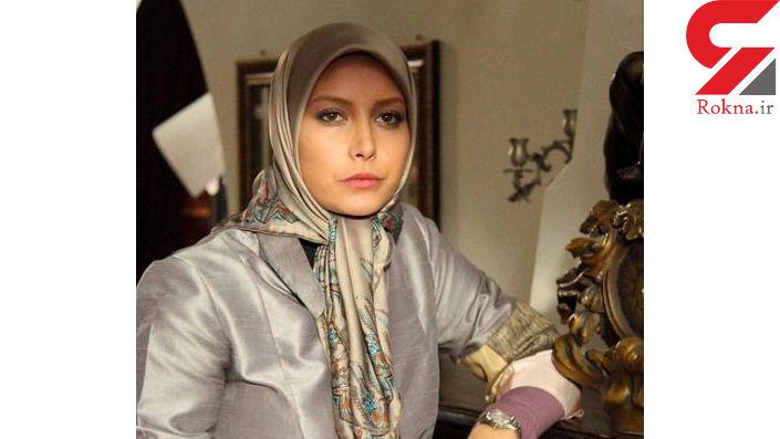 فریبا نادری از سریال «ستایش 3» کنار رفت