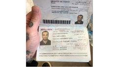 بازگشت تتلو به ایران / او توسط دادگاه ایران تحت تعقیب است + عکس