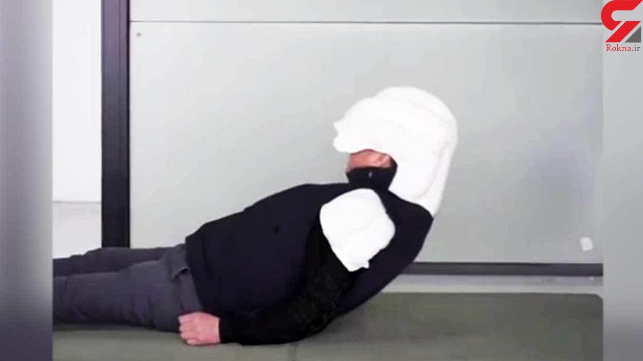 ایربگ محافظ سالمندان هم طراحی شد + فیلم