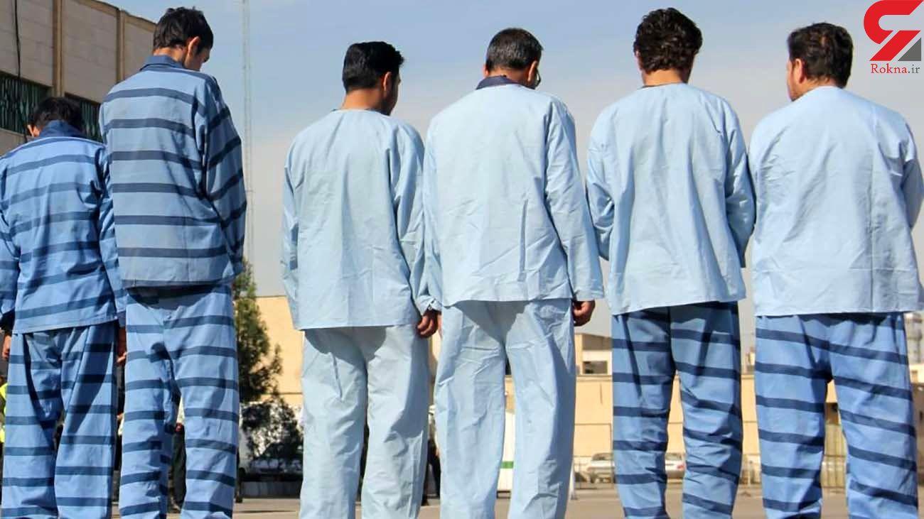 تصادف خونین راز باند سارقان موبایل قاپ تهران را فاش کرد