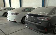کشف انبار خودروهای خارجی  احتکار شده در  بوشهر
