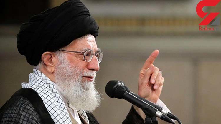 آیت الله خامنهای: تا یک پستی خالی میشود ، برایش نقشه نکشید