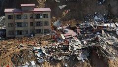10 کشته در پی رانش زمین در چین+عکس