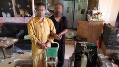 این 2 مرد تهرانی را می شناسید؟! / آنها لباس و قیافه های غلط اندازی داشتند!  + عکس ها