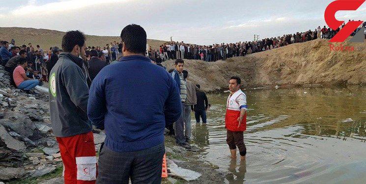 مرگ دردناک پسرنوجوان در گودالهای پر از آب باران / در کرمانشاه رخ داد