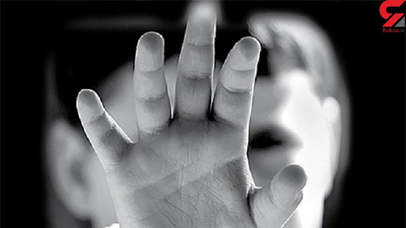 قتل کودک دو ساله به دست ناپدری سنگدل + عکس