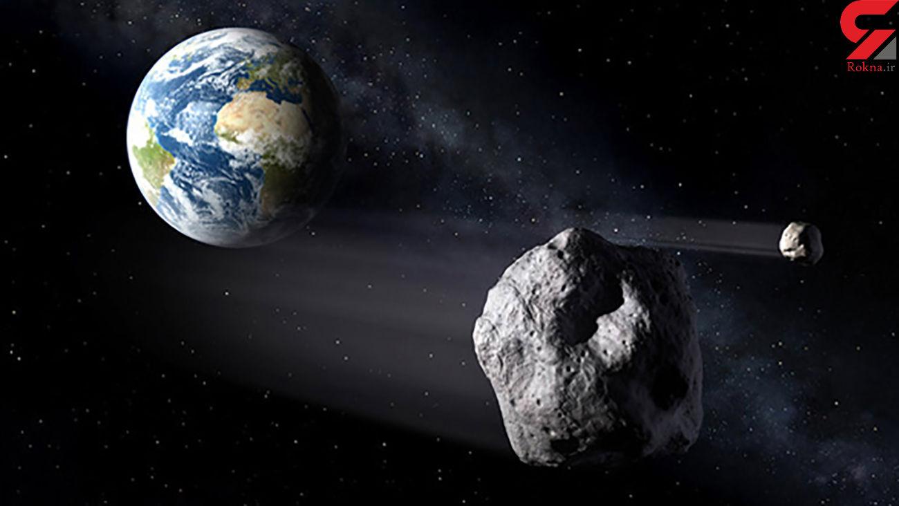 هفته آینده سیارکی مهمان کره زمین است