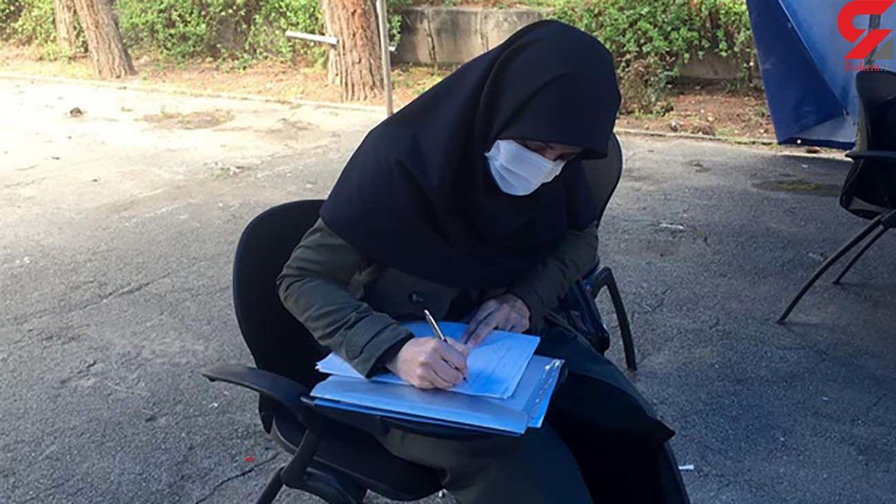 الهام فخاری نامزد شد + جزییات