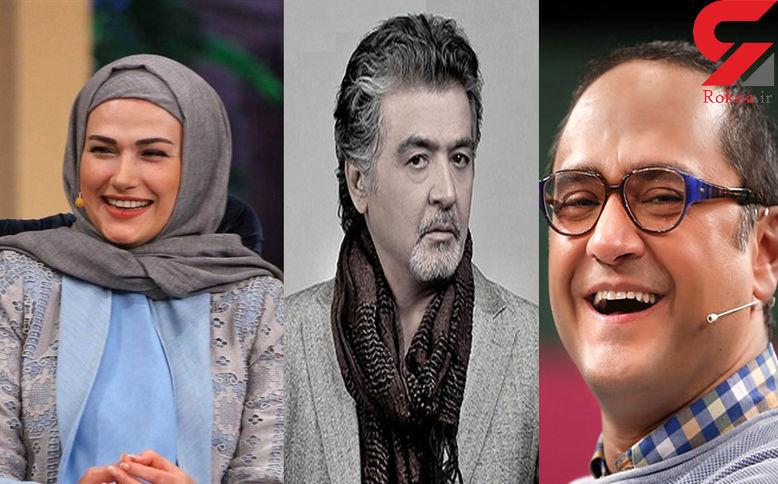اختلاف سنی عجیب بازیگران ایرانی با همسرانشان + تصاویر