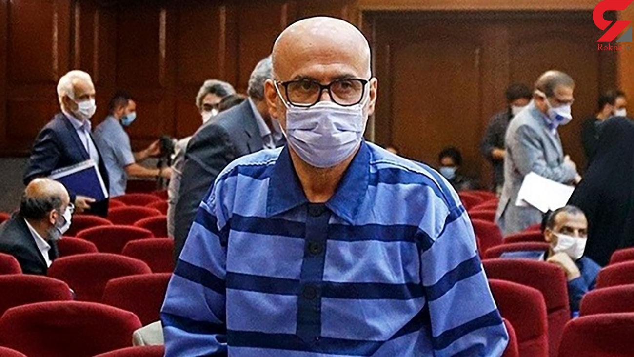 تأیید حکم محکومیت اکبر طبری