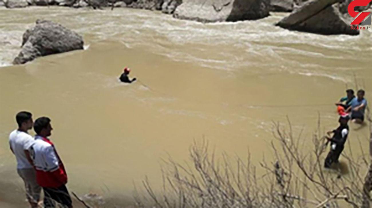 ۵ روز از غرقشدن رئیس سابق هیئت کوهنوردی کوهدشت گذشت