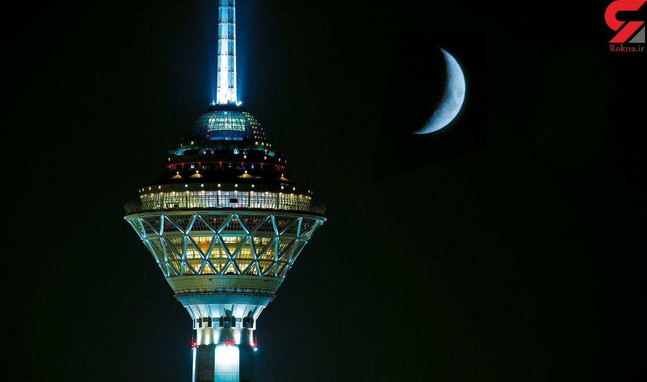 برج میلاد شامگاه ۱۳ خرداد سالگرد ارتحال امام خمینی (ره) خاموش میشود