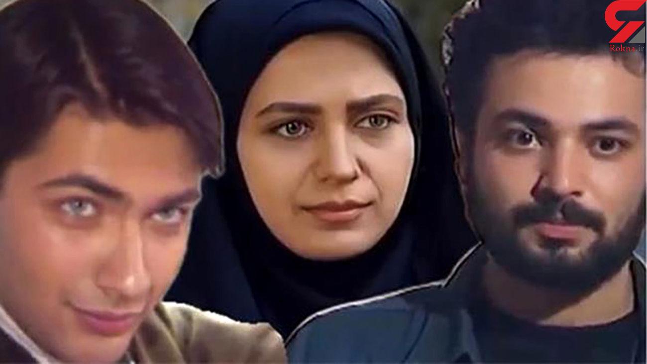 """سانسور شده های در"""" پناه تو"""" فاش شد/ رد پای 3 جوان در عشق به یک دختر + فیلم"""