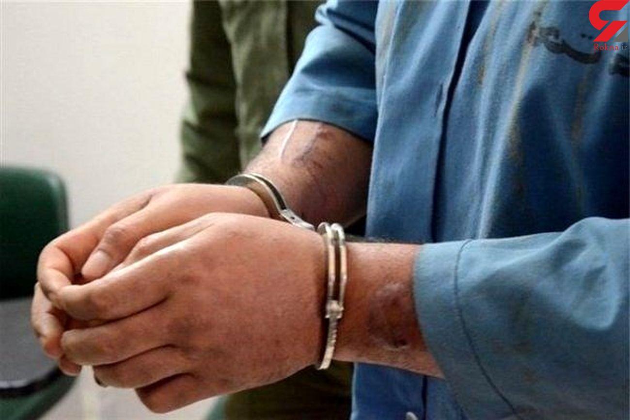 دستگیری سارق حرفه ای در هویزه