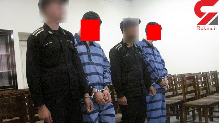 حکم اعدام برای جوان ایرانی به خاطر قتل زن امریکایی پلید در تهران + عکس