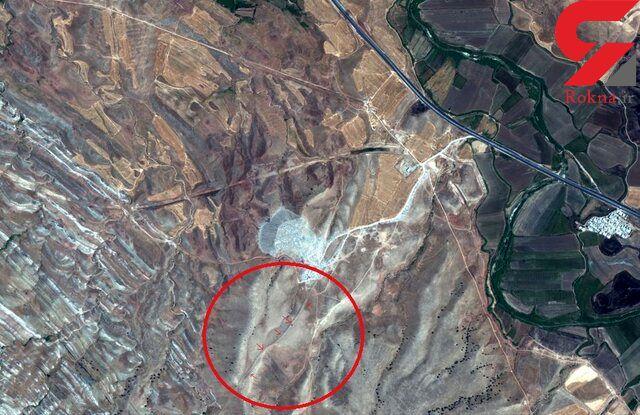 کشف دیوار کهن ۱۱۵ کیلومتری در غرب ایران