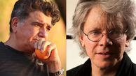 حسرت نوازنده معروف آمریکایی در همکاری با استاد شجریان + عکس
