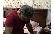 انتشار عکس جسد زن تهرانی در محل قتل ! / پسر شاهد مرگ مادر بود /صبح امروز درتهران رخ داد  + عکس قاتل بالای سر جسد