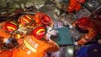 آمار جان باختگان زلزله چین به 11 نفر رسید+عکس