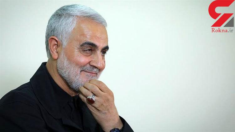 درد و دل زیبای زینب مغنیه با سردار سلیمانی + فیلم