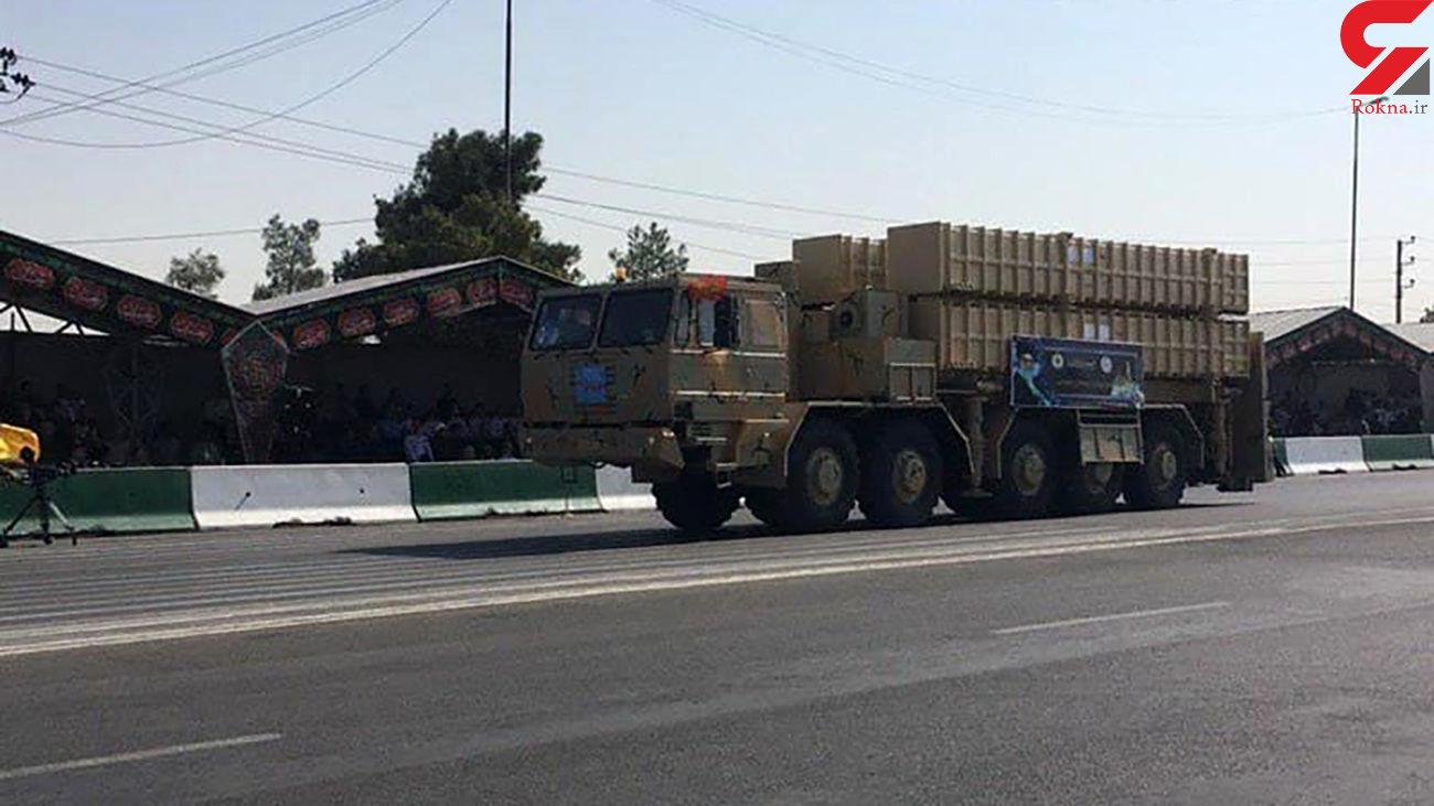 چهار سامانه جدید پدافندی به مناسبت روز ارتش رونمایی شد