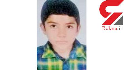 امیرعلی کودک گمشده پس از 3 روز پیدا شد + عکس