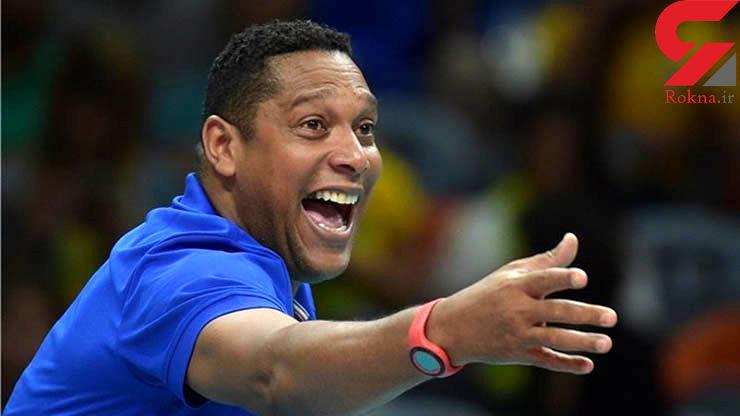 سرمربی تیم ملی والیبال کوبا: ایران تیمی جوان و خوب است