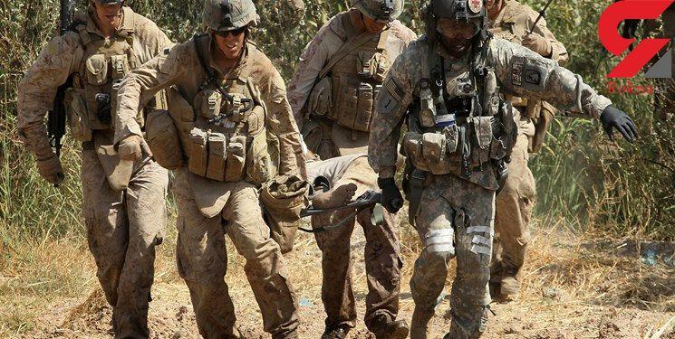 کشتن نظامی تروریست آمریکایی در افغانستان + عکس