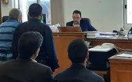 این مرد تهرانی سر عروسش را برید + راز نرگس دیروز در دادگاه فاش شد + عکس و فیلم گفتگو
