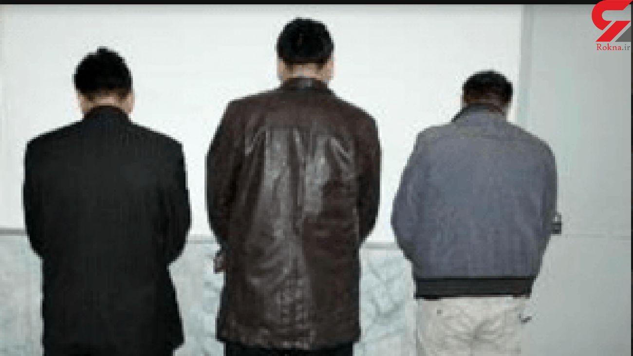 انهدام باند 3 نفره دزدی از منازل و مغازه ها در کازرون